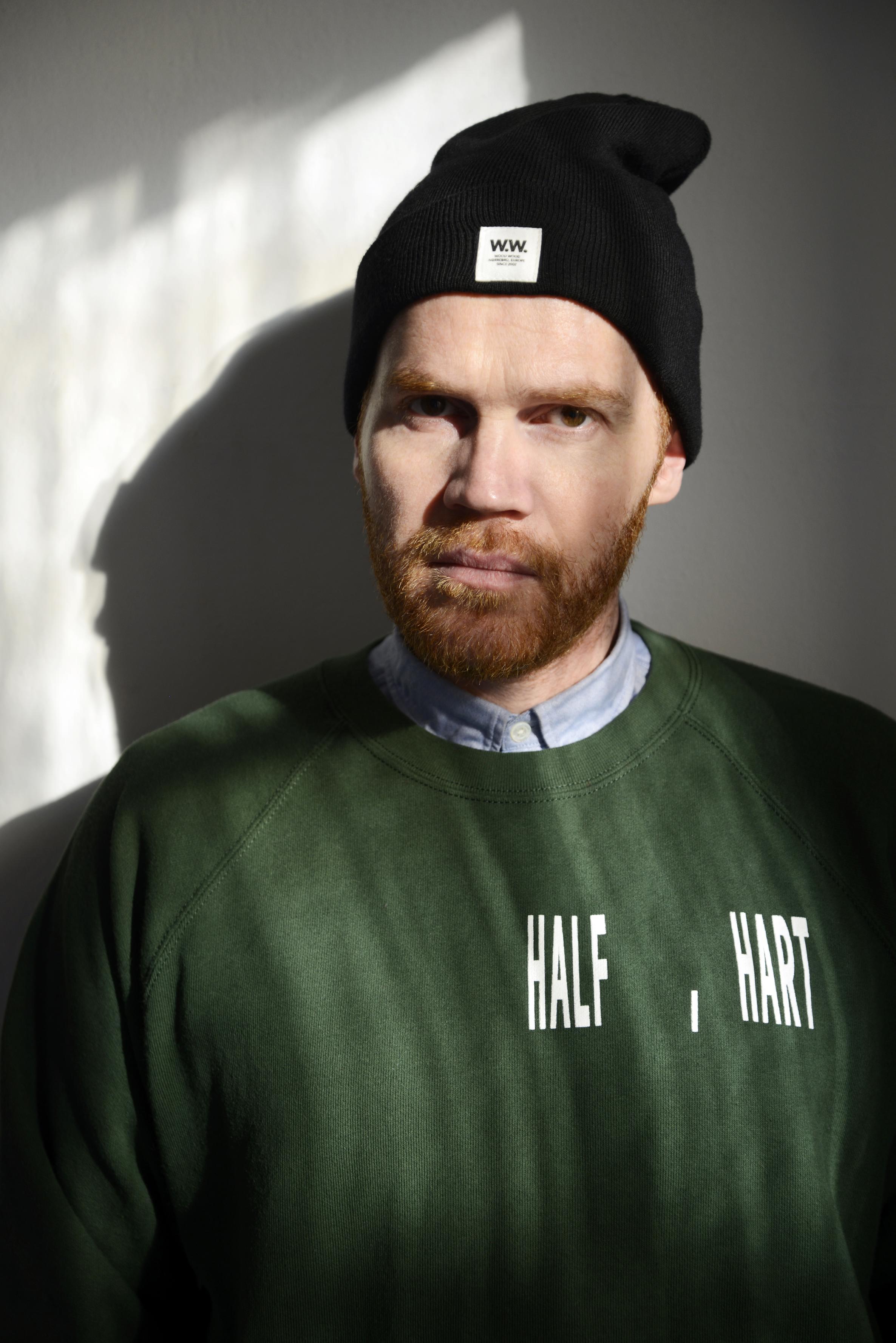 Half   ,   Hart apparel