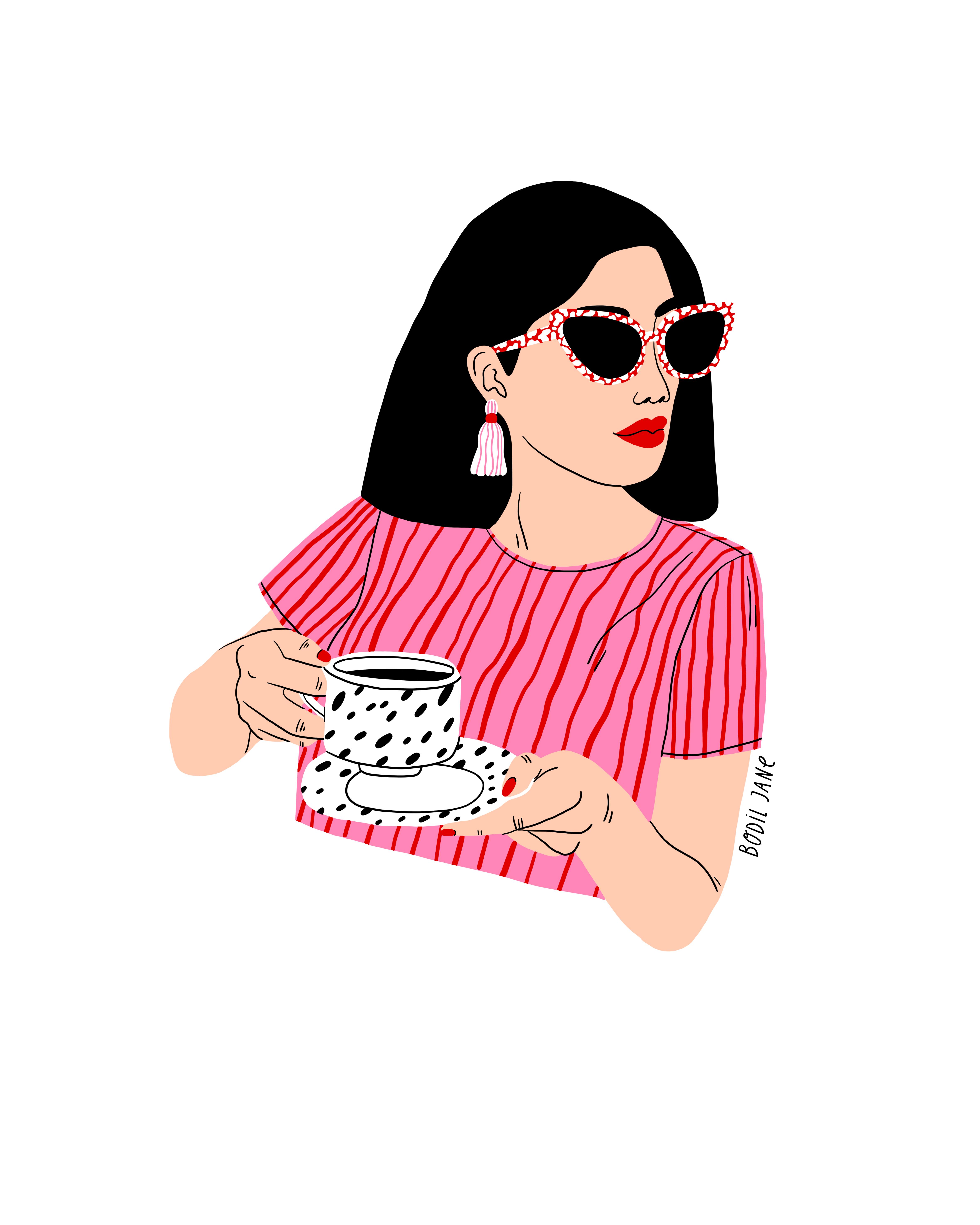 Bodil Jane apparel