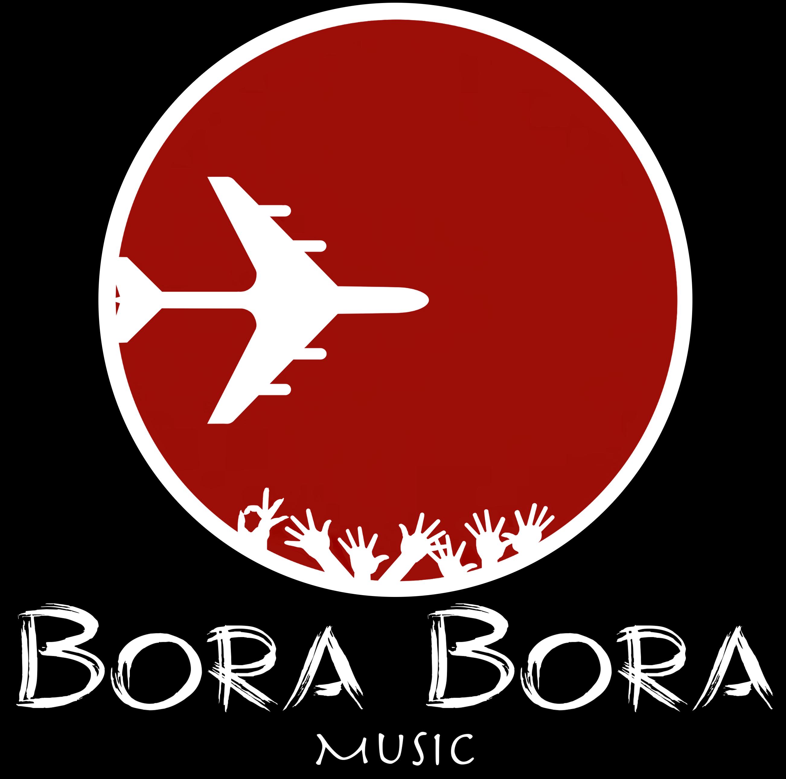 Bora Bora Music Original Black apparel