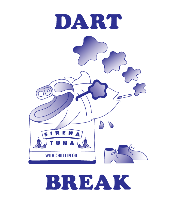Dart Break apparel
