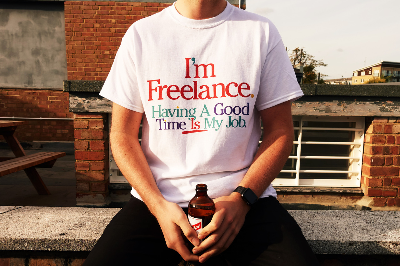I'm Freelance apparel