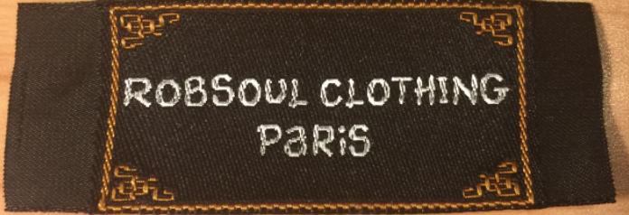 """ROBSOUL Rec. """"Charlie Weeks"""" apparel"""