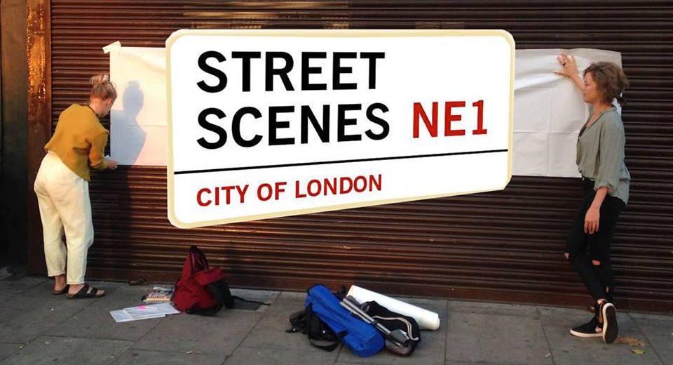 Street Scenes apparel