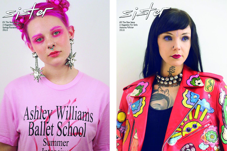 Everpress Meets: Sister Magazine