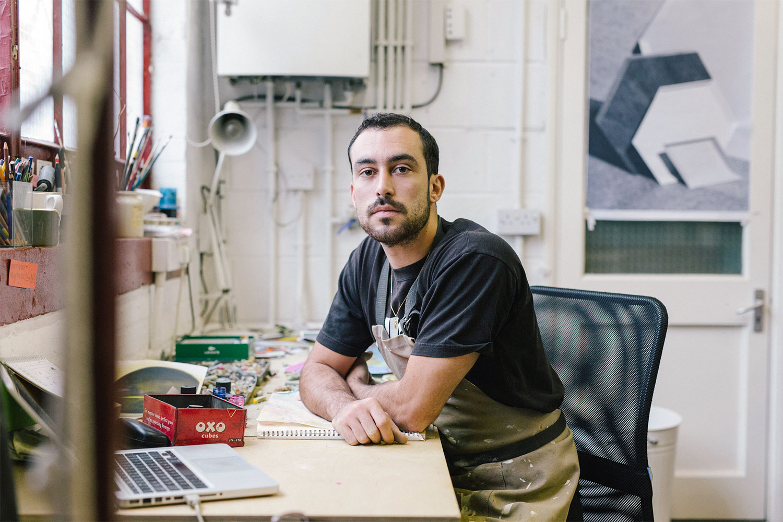 Studio Visit – Joe Cruz