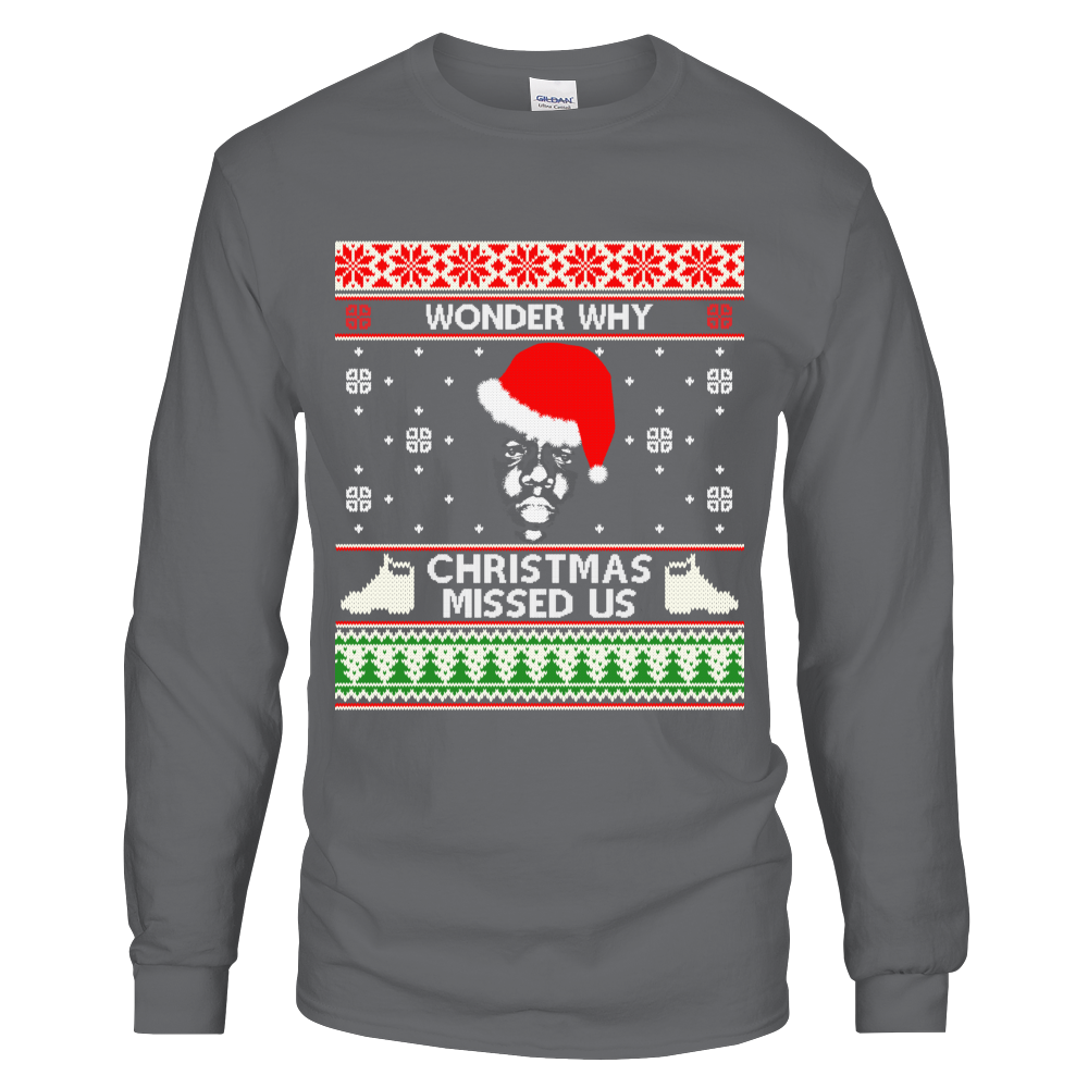 the notorious christmas jumper apparel everpress