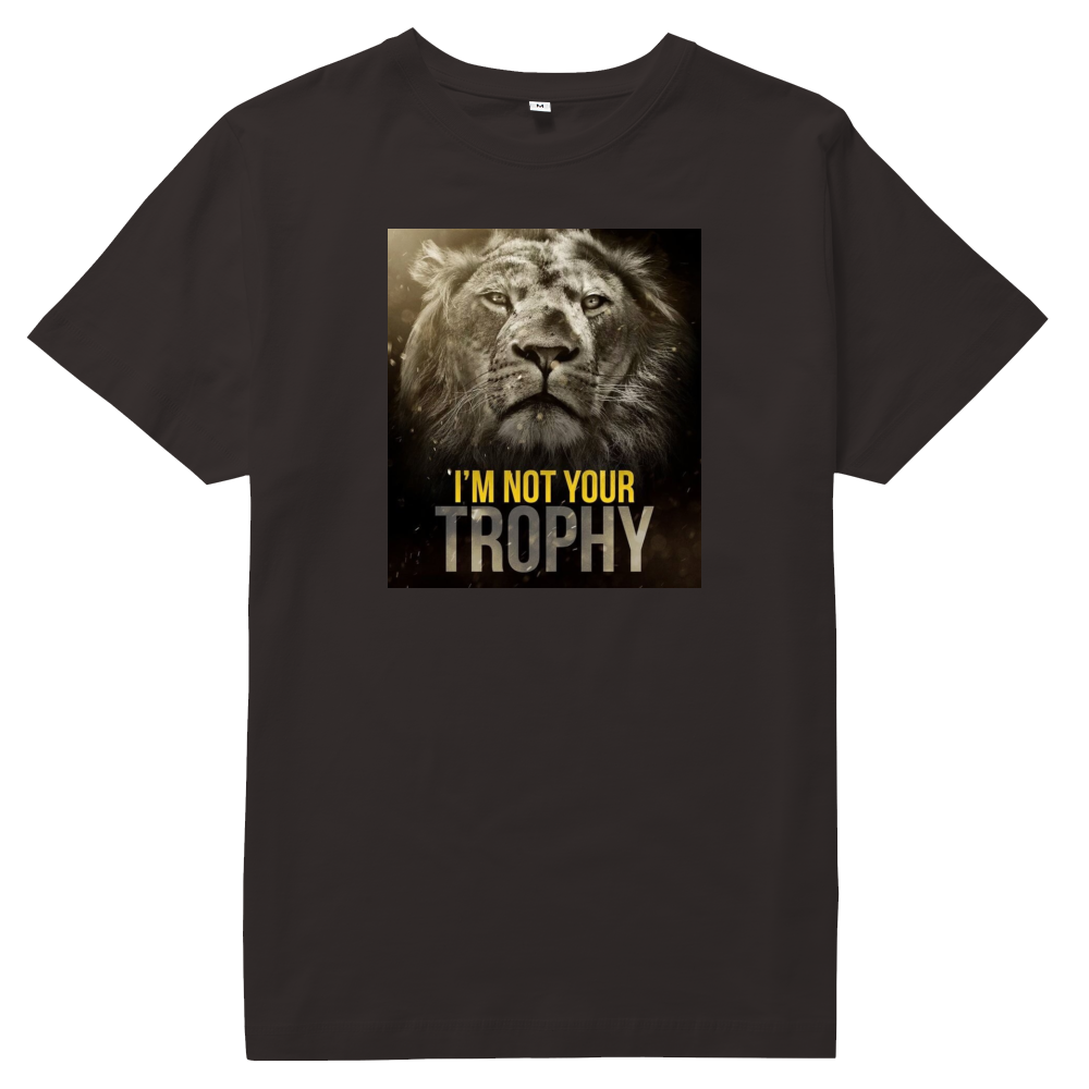 80735fd75 I'M NOT YOUR TROPHY | Everpress
